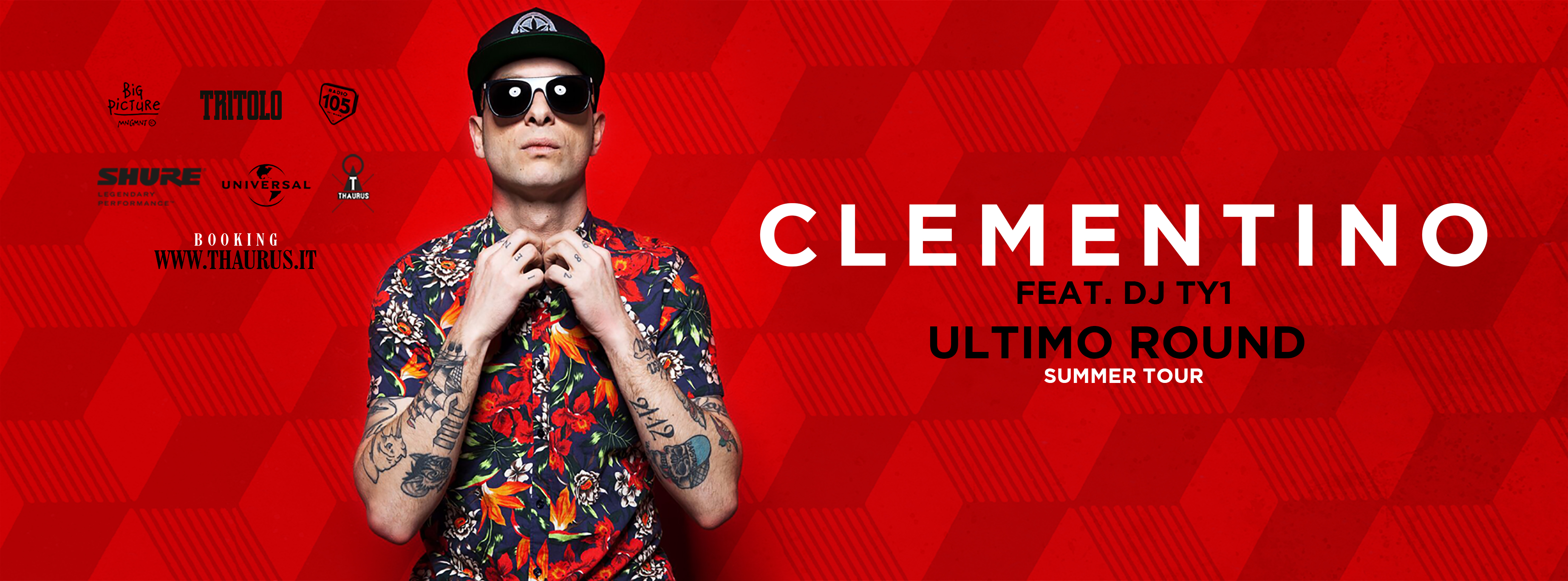CLEMENTINO feat. DJ TY1