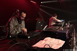 FRITZ DA CAT, DJ 2P